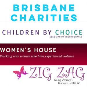Not Just a Girl Flash Day Brisbane Womens Charities